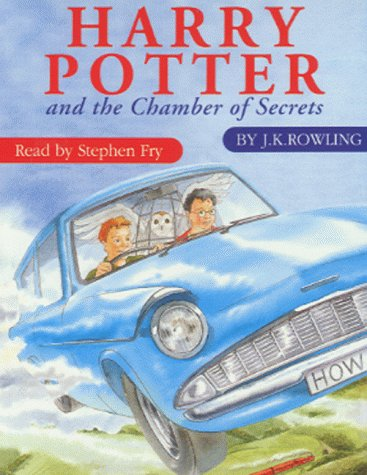 Vol.2 : Harry Potter and the Chamber of Secrets, 6 Cassetten (Cover to Cover)
