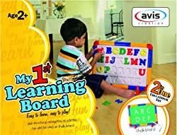 Kids My First Learning Multi functional Board by Celebration