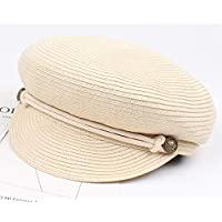 BLWD Korean Version Of The Summer Female Life Top Cotton Yarn Equestrian Hat