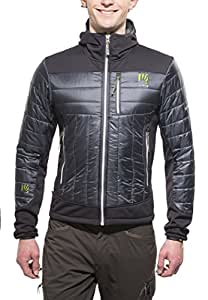 Karpos lastei Veste Jacket, Dark Grey/Black, 168 - DARK GREY/BLACK, XL