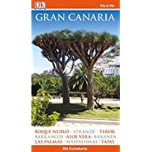 Vis-à-Vis Reiseführer Gran Canaria: mit Extrakarte und Mini-Kochbuch zum Herausnehmen