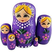 Russisch sprechendes Mädchen