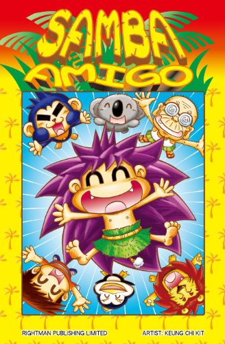 Samba Amigo - The Funny City Life of A Jungle Boy (1) (English Edition)