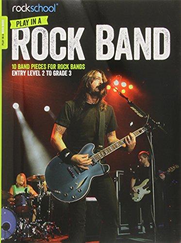 Rockschool Play in a Rock Band