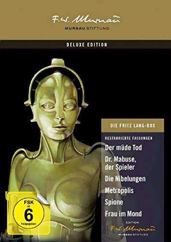 Die Fritz Lang Box [9 DVDs]
