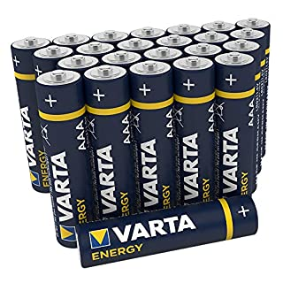 Vatra Energy - Pack de 24 Pilas Alcalinas AAA / LR03 / Micro (B004KRGJFO) | Amazon price tracker / tracking, Amazon price history charts, Amazon price watches, Amazon price drop alerts