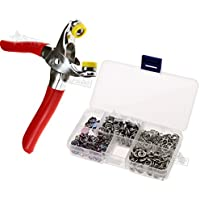 Generic.. ers Craft cierre Snap alicates Alicates de pan C DIY Prensa OL herramienta de bricolaje de tachuelas de costura S Stu Craft Costura Craft Snap P..