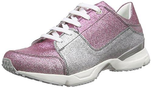 Casadei 2x170dp, Baskets Basses femme Rose - Pink (RASPBERRY SORBET)
