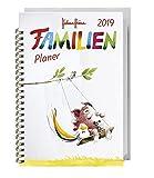 Helme Heine Familienplaner Buch A5 - Kalender 2019