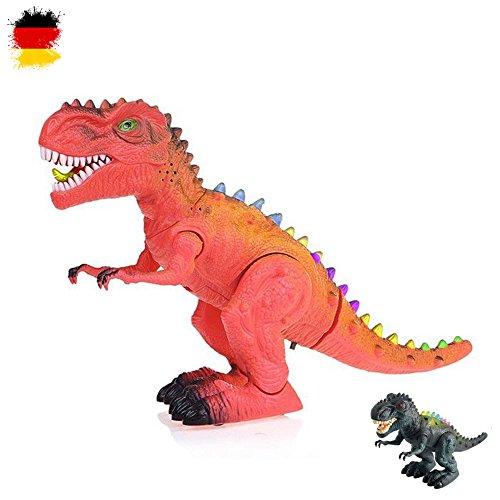 HSP Himoto Elektronischer Tyrannosaurus T-Rex Dinosaurier für Kinder, Dino-Tiere, mit Sound und Gehfunktion, Ei-legfunktion, Modellbau, Neu, - Roboter-t-rex