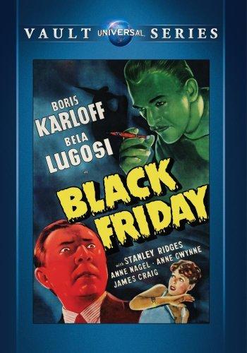 Preisvergleich Produktbild Black Friday by Boris Karloff