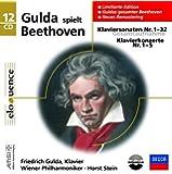 Gulda spielt Beethoven: Klaviersonaten 1-32 + Klavierkonzerte 1 - 5