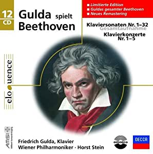 Beethoven Piano Sonaten 1 - 32 & Piano Concerti 1 - 5