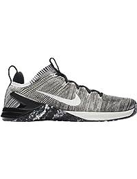 timeless design dd723 7731e Nike Metcon DSX Flyknit 2 Matte Sil Vela   Luce Sil Nylon Running Shoes 13