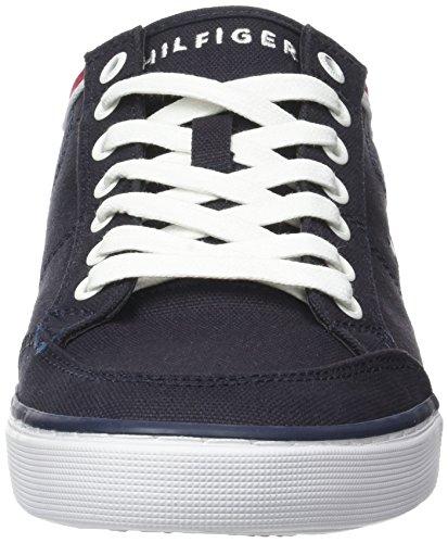 Tommy Hilfiger Herren H2285arrington 5d2 Sneakers Blau (Midnight 403)
