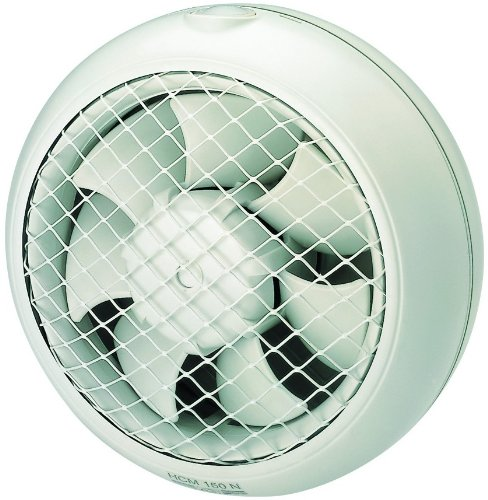 aérateur de vitre ou de mur 600 m3/h hcm 180n
