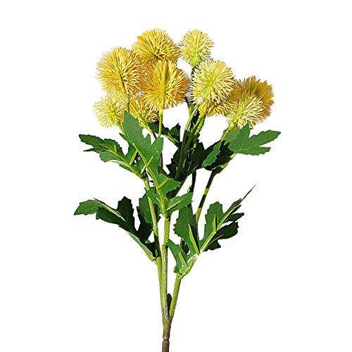 lamta1k 1 Stück künstliche Blume Foto Requisite DIY Handwerk Hohe Qualität und lebendige Farben mit echter Haptik Hochzeit Party Tisch Floral Decor