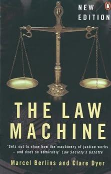 The Law Machine par [Dyer, Clare, Berlins, Marcel]