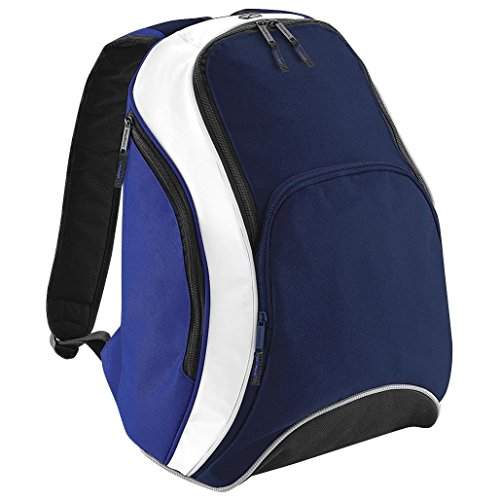 BagBase-Teamwear-Backpack-French-NavyBright-RoyalWhite-One