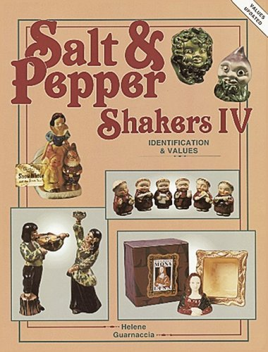 Salt and Pepper Shakers (Salt & Pepper Shakers IV) by Helene Guarnaccia (1993-06-02)
