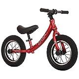 KY Vélo Enfants Kids Boys Girl 16 Pouces vélo 4 Couleurs en Option (Color : Red,...