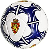 Real Zaragoza Balzar Balón, Azul/Blanco, Talla Única
