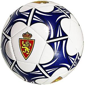zaragoza: Real Zaragoza Balzar Balón, Azul/Blanco, Talla Única