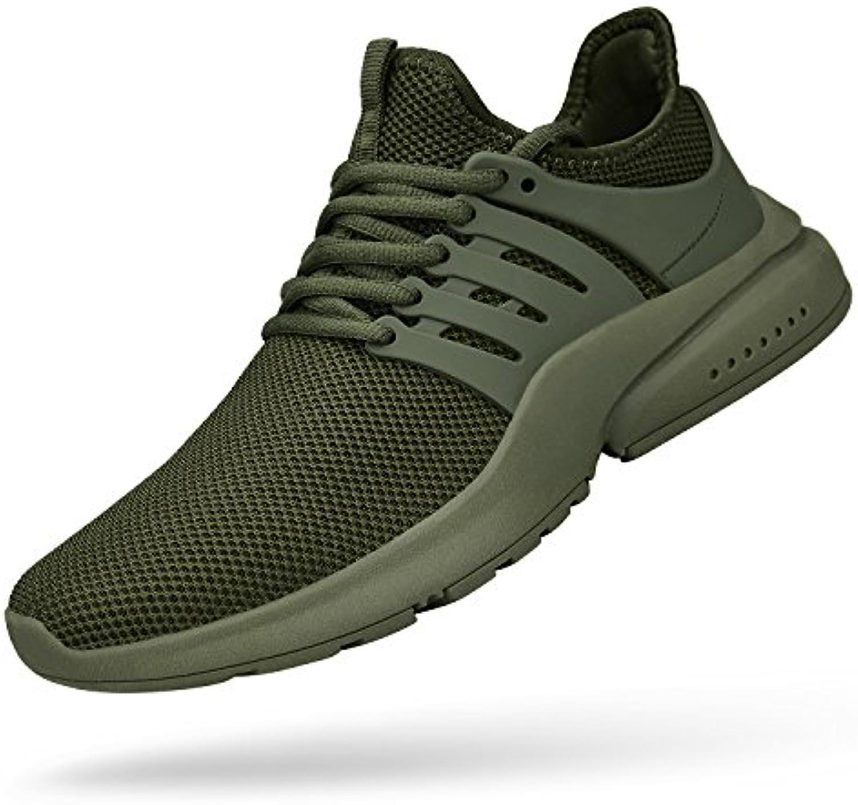 ZOCAVIA - Zapatillas para Hombre, Color Verde, Talla 47 EU -
