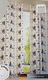 Schlaufenschal 145 x 245 cm FROZEN DIE EISKÖNIGIN Disney Kinderzimmervorhang [1 Stück]