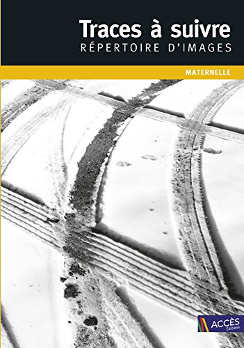 Traces  suivre maternelle : Rpertoire d'images (DVD inclus)