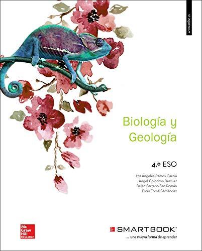 Biología Y Geología 4º ESO (+ Código Smartbook)
