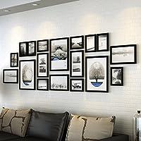 suchergebnis auf f r bilderrahmen mehrere bilder schwarz baby. Black Bedroom Furniture Sets. Home Design Ideas