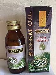 Hemani Neem Oil, 60 ml