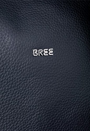 BREE, Borsa a zainetto donna nero black 9 cm x 28 cm x 32 cm (B x H x T) blu