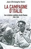 Image de La campagne d'Italie, les victoires oubliées de la France
