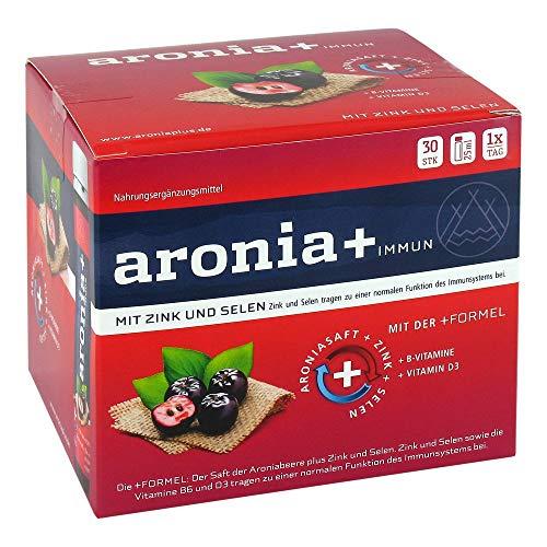 aronia+ immun, 30x25 ml Trinkampullen