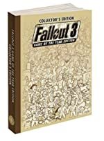 Fallout 3 Game of the Year Collector's Edition - Prima Official Game Guide de David Hodgson