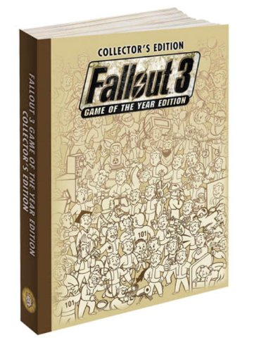Fallout 3 Game of the Year Collector's Edition