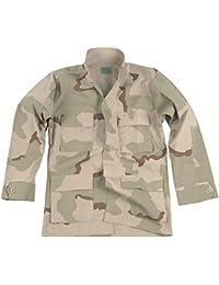 Teesar Men's BDU Shirt Ripstop 3-Colour Desert