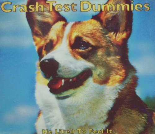 He Liked to Feel It by Crash Test Dummies (2012-01-31) (Test Crash Dummies Cd)
