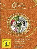6 auf einen Streich - Märchen-Box Vol. 8 : Aschenputtel/Jorinde und Joringel/Rotkäppchen [3 DVDs]