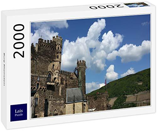 Lais Puzzle Burg Rheinstein 2000 Teile -