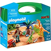 Playmobil 70108 Carry Case Toy, Multicoloured