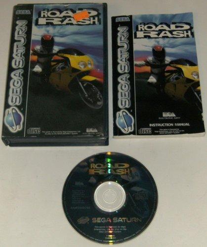 Road Rash (Sega Saturn)