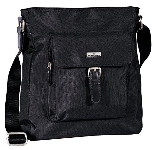 TOM TAILOR Umhängetasche Damen RINA, (schwarz 60), 26x28x8 cm, TOM TAILOR Handtaschen, Taschen für Damen, klein
