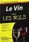 Telecharger Livres Le Vin pour les Nuls poche 2e edition (PDF,EPUB,MOBI) gratuits en Francaise