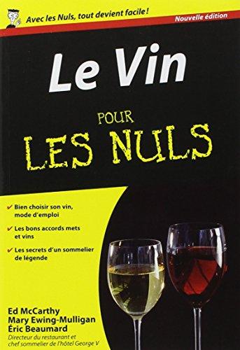 Le Vin pour les Nuls poche, 2e édition