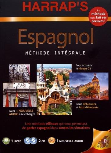 Harrap's Méthode Intégrale espagnol 2CD+livre par Juan Kattan-Ibarra