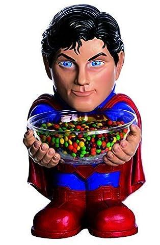 Superman Süßigkeiten-Halter by Rubies Costume Company (Clark Kent Lois Lane Kostüm)