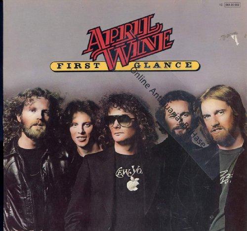 First glance (1979) [Vinyl LP]